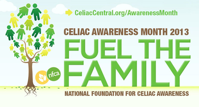 NFCA Celiac Awareness Month 2013